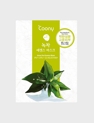 Coony Green Tea Essence Mask