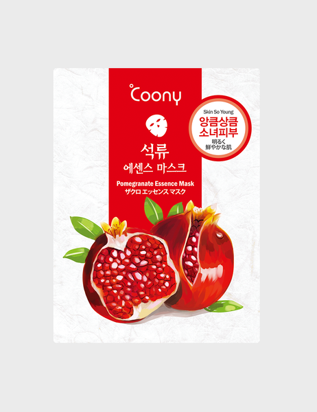 Coony Pomegranate Essence Mask