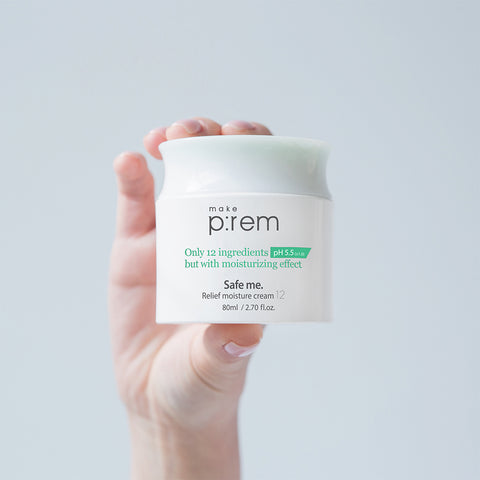 Make P:rem Safe me. Relief Moisture Cream 12