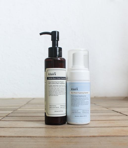 Double Cleansing Kit