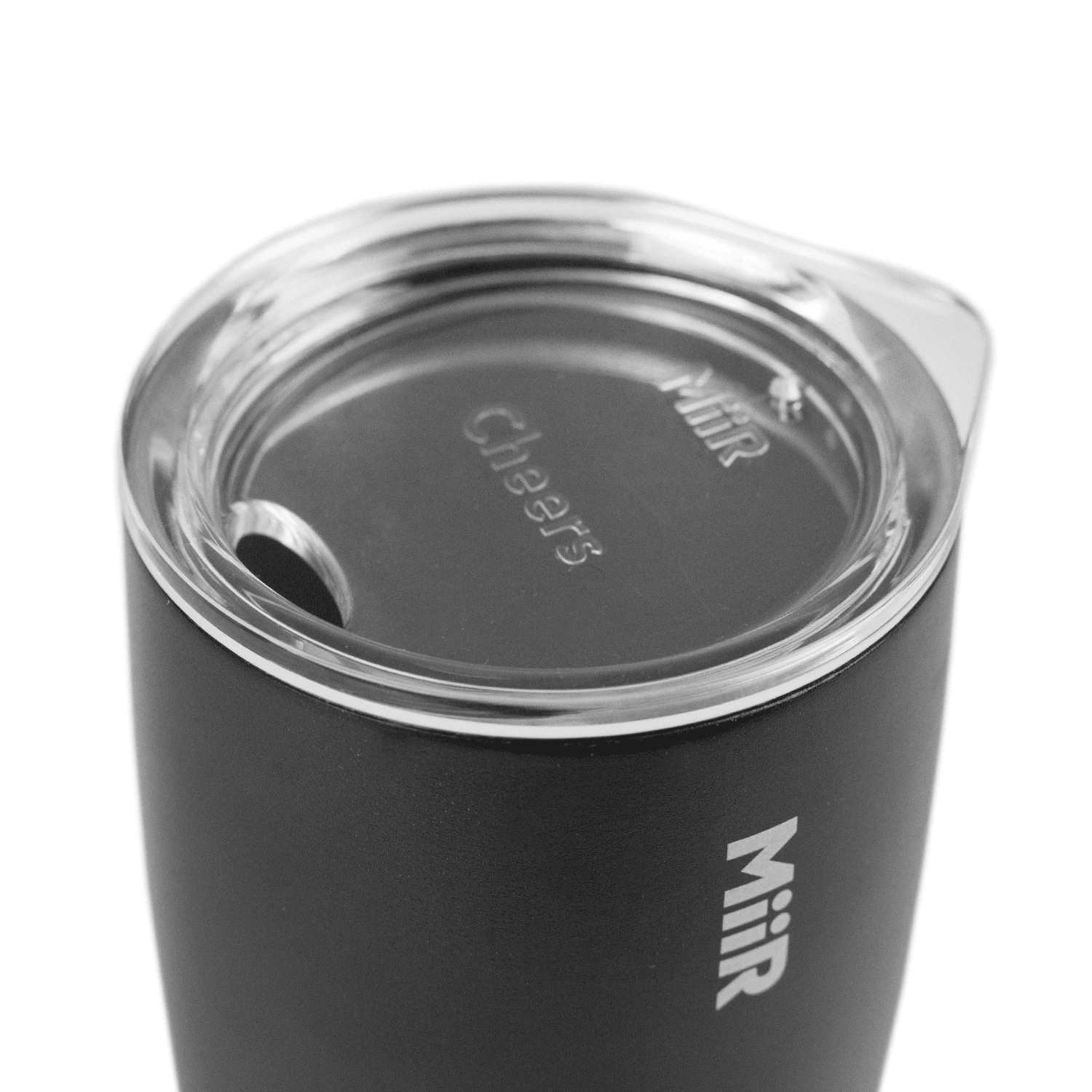MiiR 12oz Tumbler Detail Top