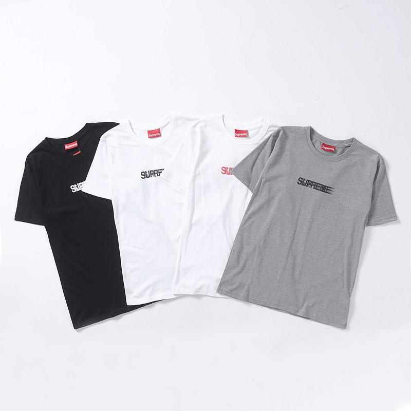 Supreme T-Shirt Shadow Logo