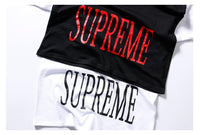 Supreme T-Shirt Capital Letters