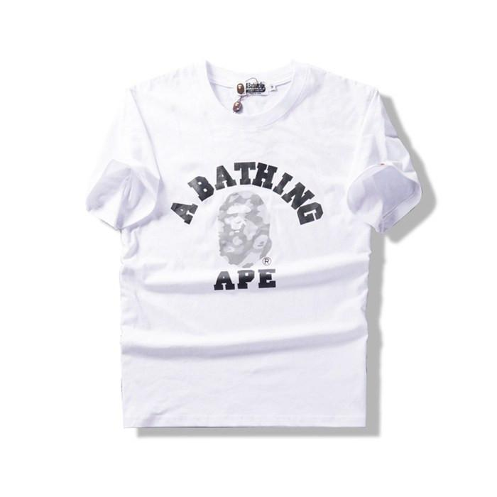 A Bathing Ape City Camo College T-Shirt