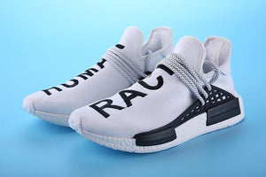 new arrival 37c0b 5abd4 Adidas NMD Runner ''Human Race'' White – FootWork
