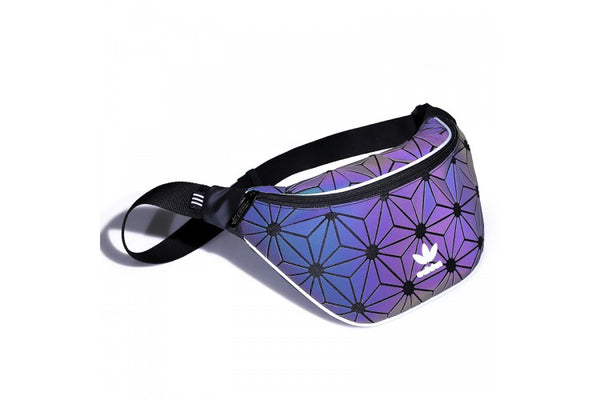 Adidas Originals Urban 3D Mesh Waist Bag 'Dazzle'