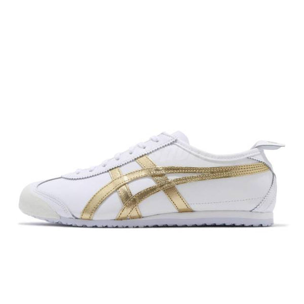 Onitsuka Tiger Mexico 66 'White/Gold'
