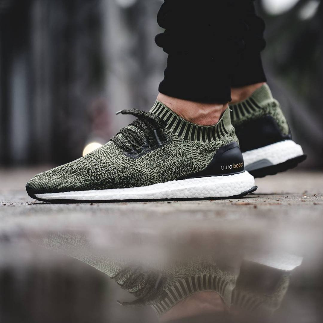 Adidas Ultra Boost Uncaged 'Tech Earth Olive'
