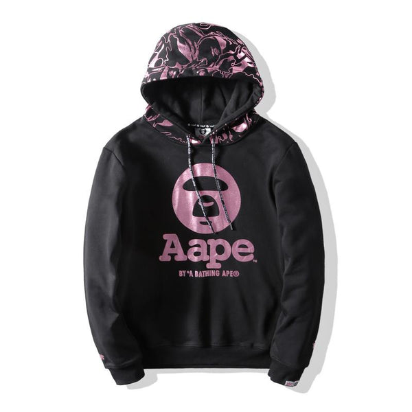 AAPE By A Bathing Ape 2018aw 08 Hoodie