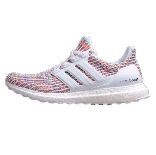 performance sportswear new lifestyle release info on Adidas Ultra Boost 4.0 Rainbow Multicolor