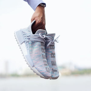 Billionaire Boys Club x Adidas Human Race Trail NMD Pharrell Cotton Candy