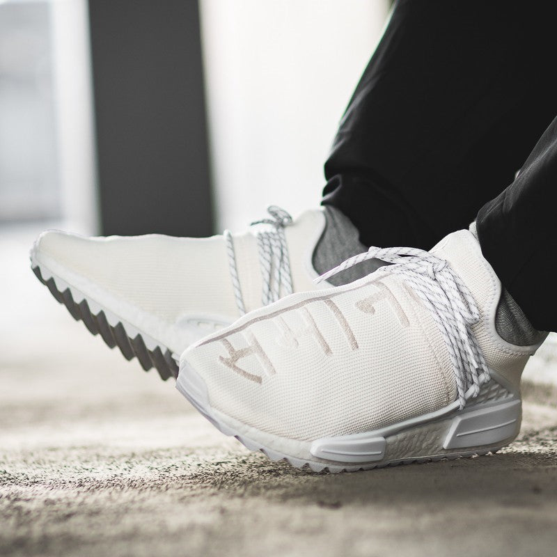 Adidas Human Race Trail NMD Cream White