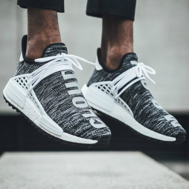 Adidas Human Race Trail NMD Clouds Moon Core Black Grey