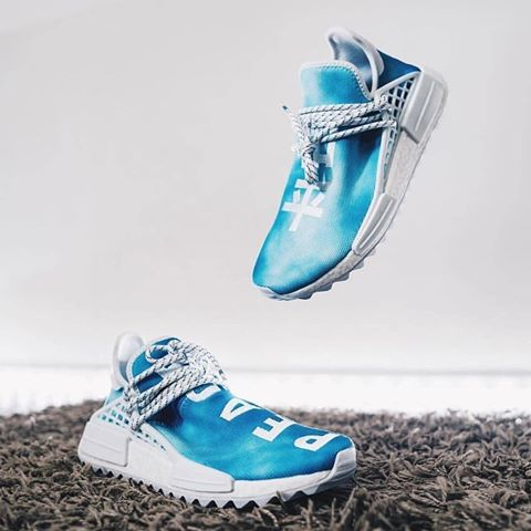 Adidas NMD Human Race Trail ' China Exclusive ' Peace 和平