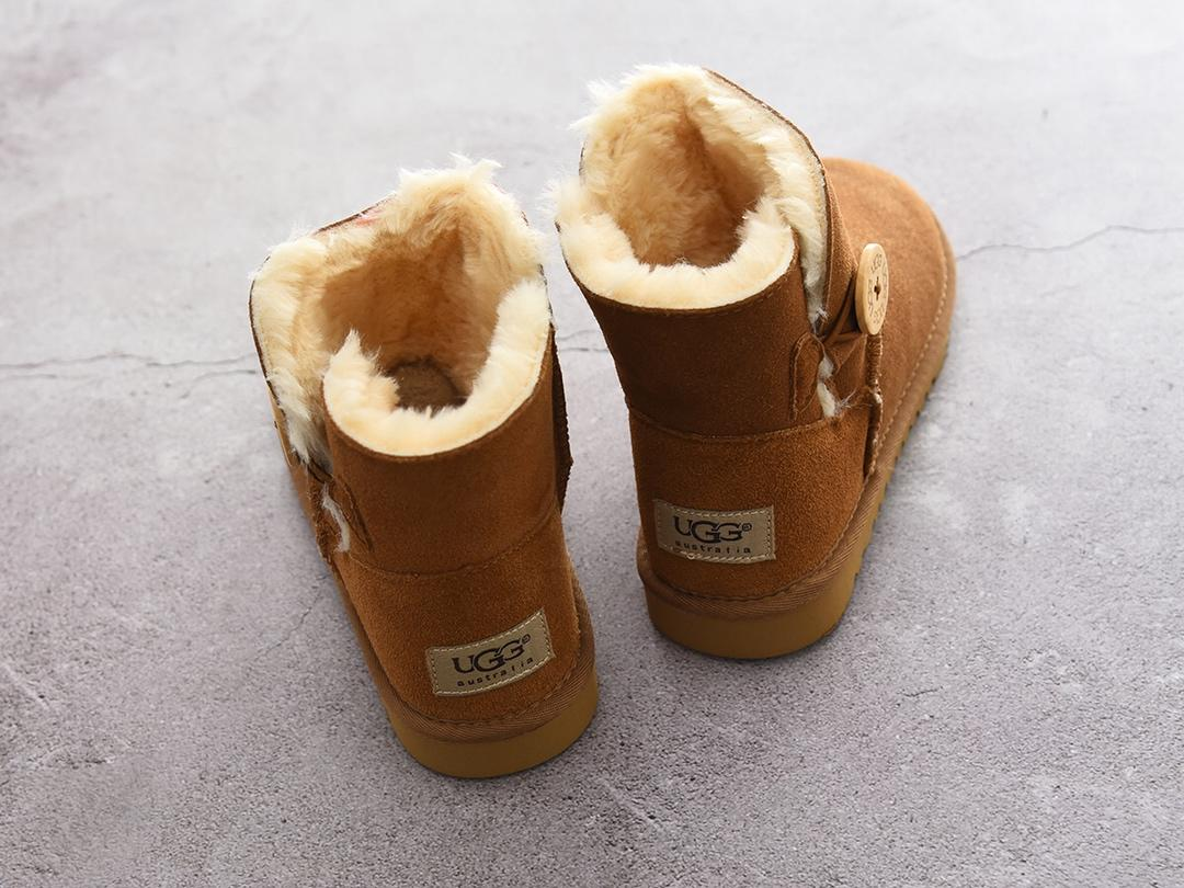 9e2a4478059 UGG Trendy Goat Skin Snow Boots – FootWork