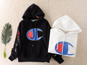 Champion Unisex Limited Hoodie Sweater Long Sleeves