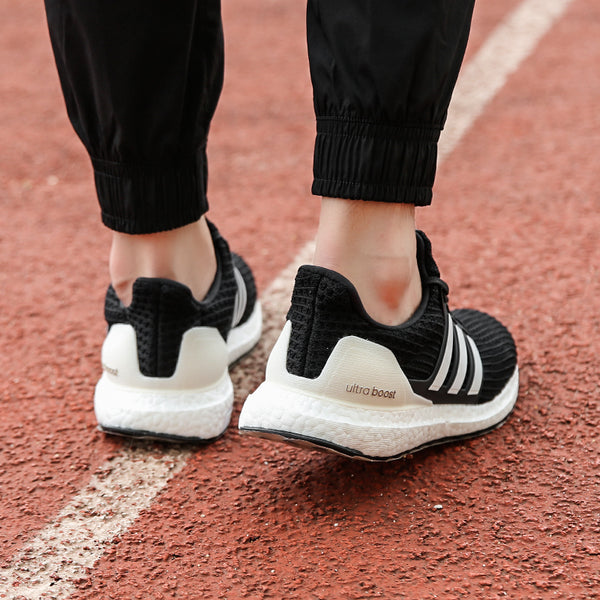 Adidas Ultra Boost 4.0 Show Your Stripes Black