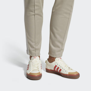 Adidas NIZZA White Red Gum