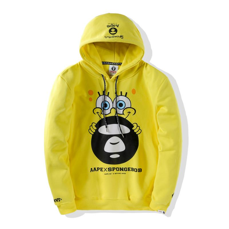 AAPE By A Bathing Ape 2018aw 11 Hoodie