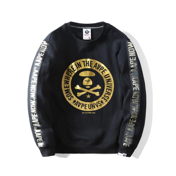 Aape By A Bathing Ape 2018aw 14 Sweater