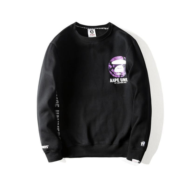 Aape By A Bathing Ape 2018aw 12 Sweater