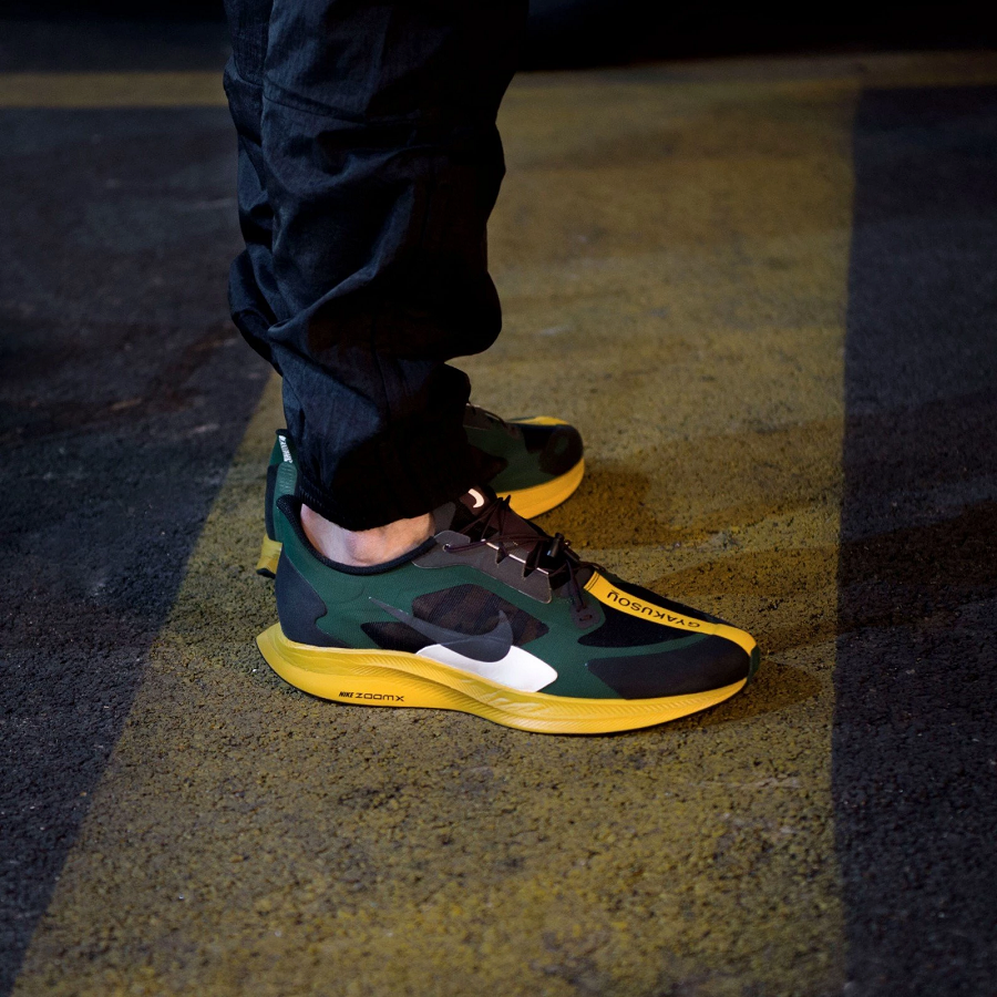 "Gyakusou x Nike Zoom Pegasus 35 Turbo ""Fir Black"""