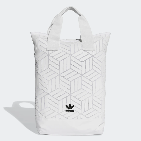 Adidas 2019 3D Backpack White
