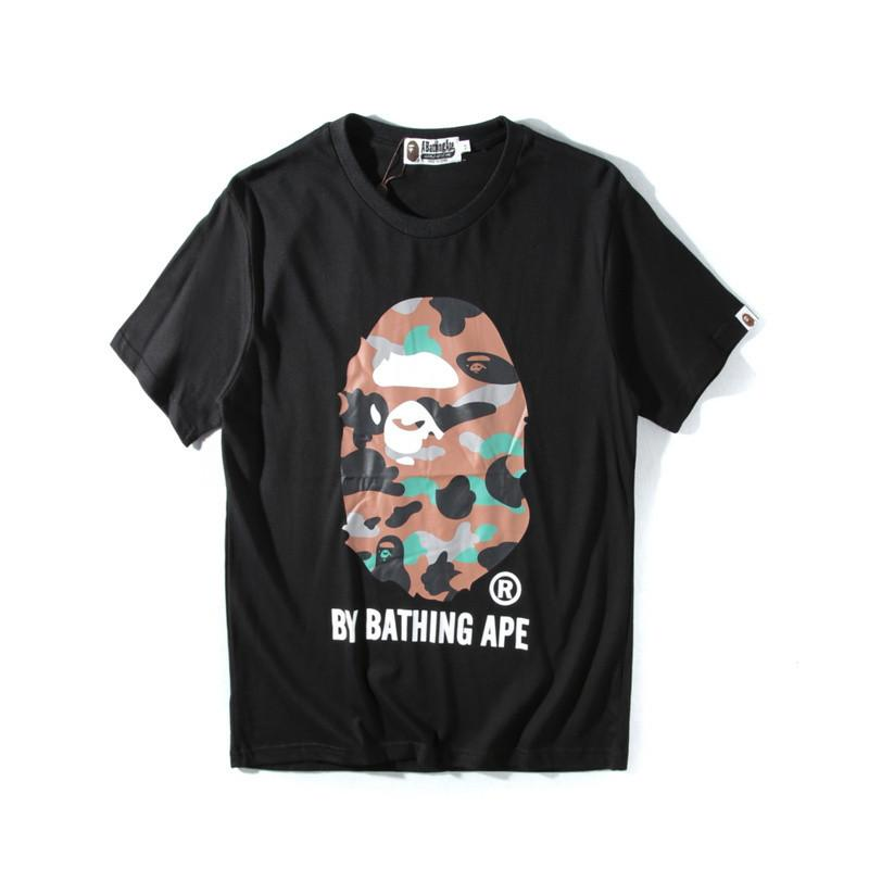 A Bathing Ape Matte Camo By Bathing T-Shirt