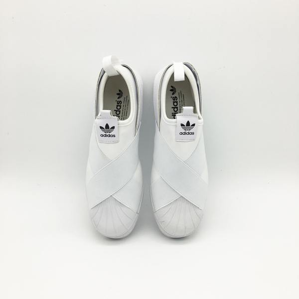 quality design 24d24 95249 Adidas Superstar Slip On All White