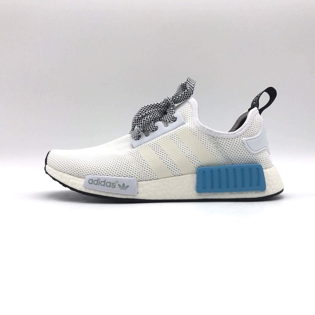 cheaper 9b649 930dd Adidas NMD Runner R1 J Bright Cyan