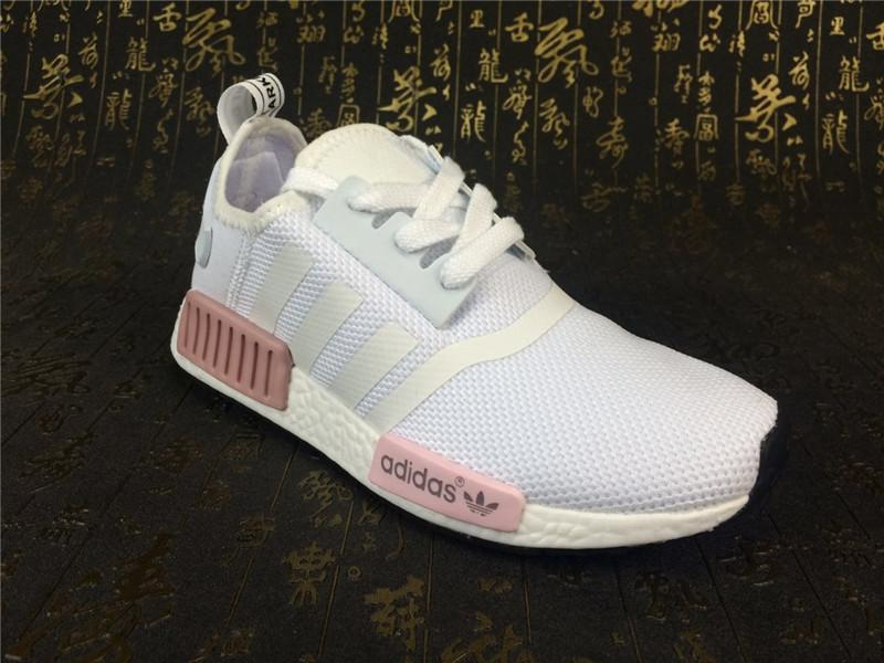 designer fashion 37c4c d973c Adidas NMD R1 'White Rose'