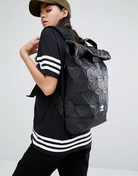 2016 The NEW Adidas x Issey Miyake 3D Mesh bags Black