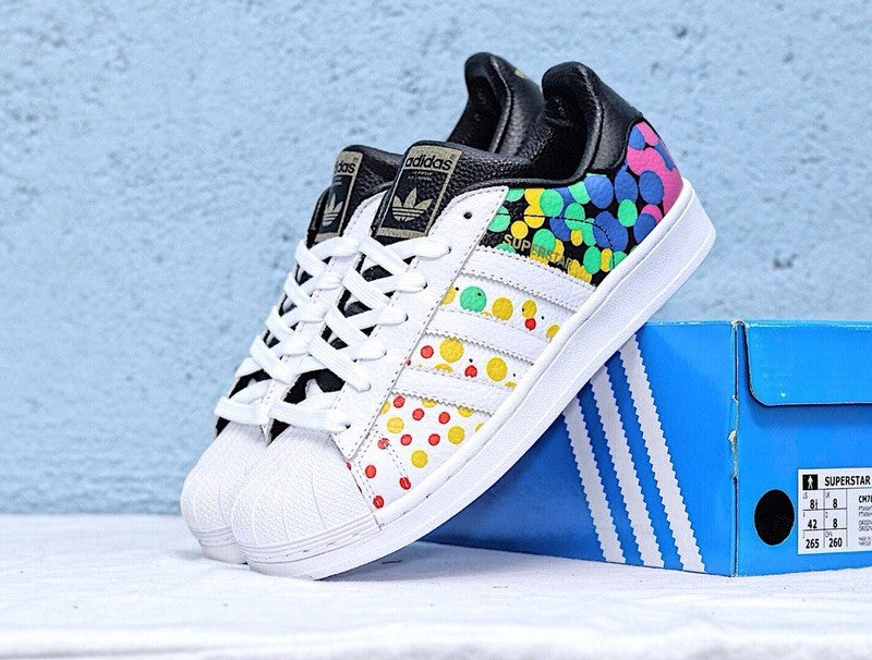 goedkoop Adidas Superstar RAINBOW Adidas Superstar RAINBOW