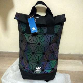 fe9e4bbae285 The NEW Adidas x Issey Miyake 3D Mesh bags DAZZLE – FootWork