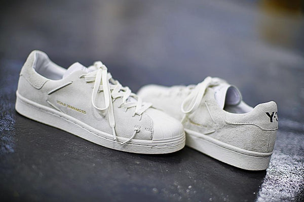 Adidas Y-3 Super Knot Superstar  White