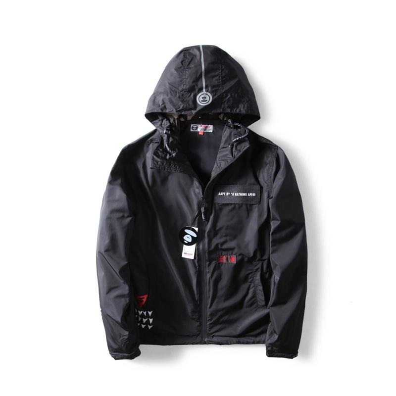 Aape By A Bathing Ape AAPE 2 Layer Jacket