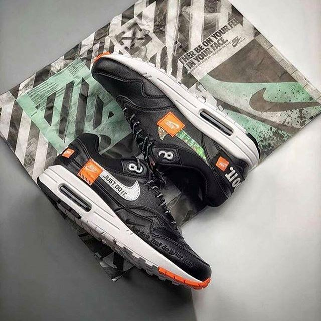 Nike Air Max 1 'Just Do It' Black