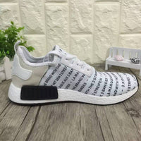 Adidas NMD Whiteout Pack with 3 Stripes