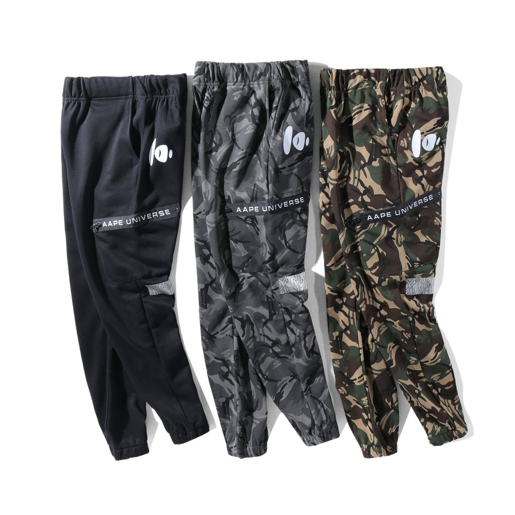AAPE By A Bathing Ape 02 Pants