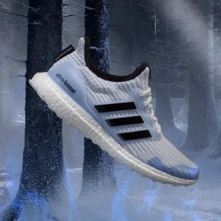 "Adidas GAME OF THRONES x Ultra Boost ""White Walkers"""