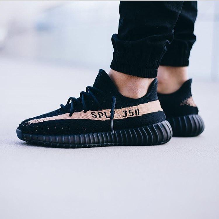 sports shoes 32e5d 64148 Adidas Yeezy Boost 350 V2 'Black/Copper'