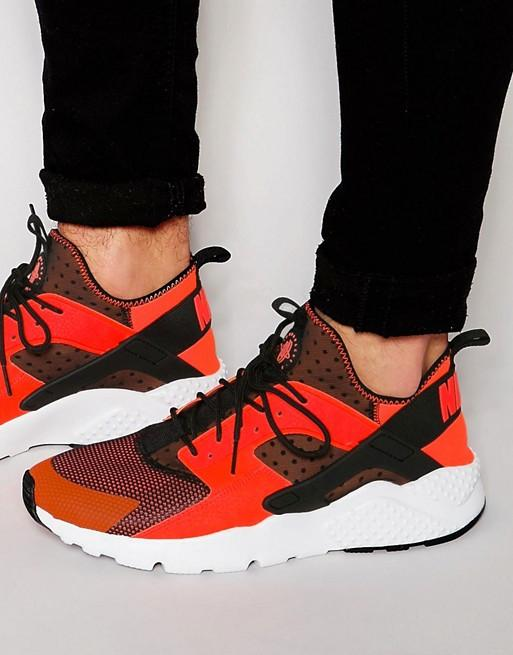 Nike Air Huarache Run Ultra Bright Orange