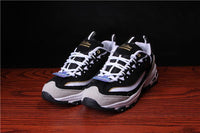 Skechers D'lites White/Black