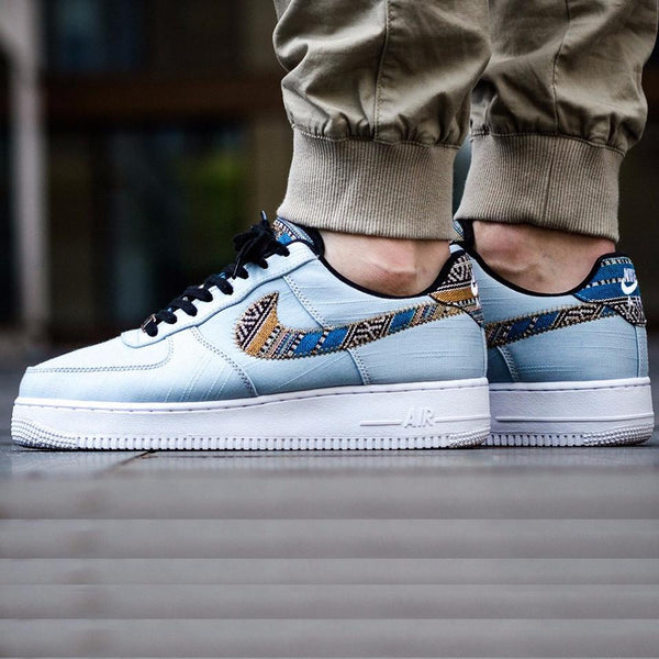 Nike Air Force 1 '07 LV8 'Afro Punk Pack' Light Armory