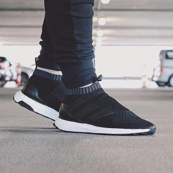 the latest 28467 caa38 Adidas ACE 16+ Purecontrol Ultra Boost 'Core Black'