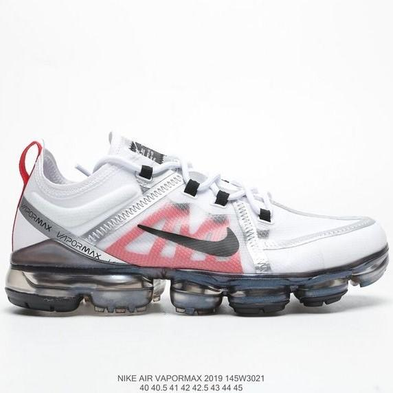 Nike Air VaporMax 2019 WHITE-RED