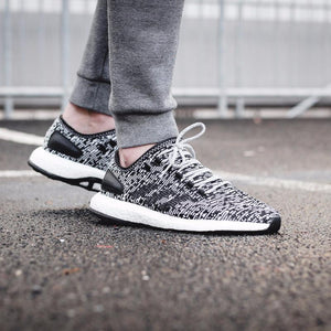 Adidas Pure Boost 2.0 Core Black/Footwear White