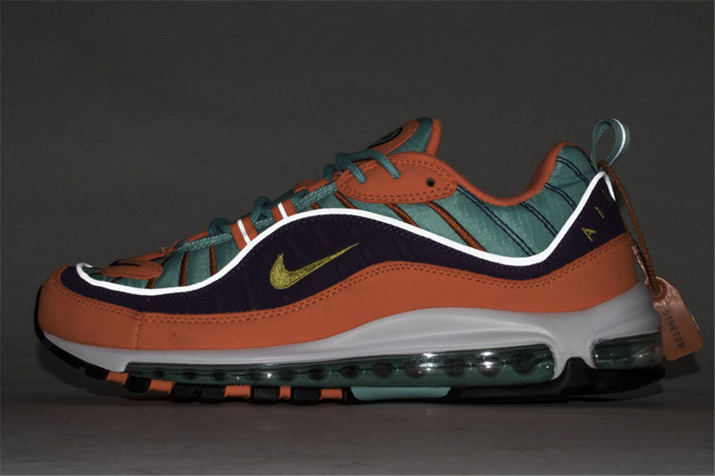 "reputable site e2dd4 6eea4 NIKE AIR MAX 98 ""DRAGON BALL"" 924462-800"