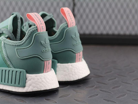 5033b0f1903 Adidas NMD R1  Vapour Steel Vapour Pink  – FootWork