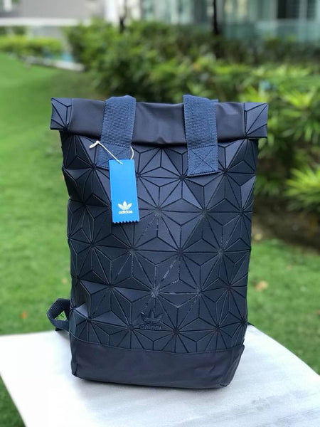 The NEW Adidas x Issey Miyake 3D Mesh bags Navy Blue